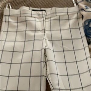 Cropped trousers- never worn